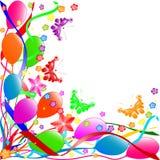 Happy Birthday background Royalty Free Stock Photos
