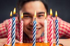 Happy birthday boy Stock Photo