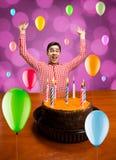 Happy birthday boy Stock Images