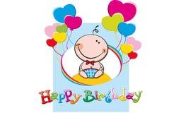 Happy Birthday Boy Royalty Free Stock Photography