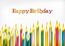 Free Happy Birthday Card Royalty Free Stock Photos - 29276038