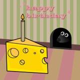 Happy Birthday card Royalty Free Stock Photos