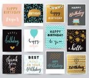 Free Happy Birthday Card Stock Image - 83820761