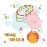 Happy Birthday! Stock Image