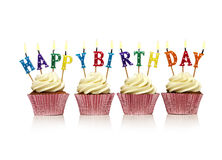 Happy Birthday Stock Photo