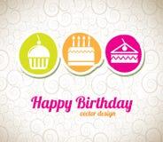 Happy birthday Stock Image