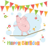 Happy Birthday! Royalty Free Stock Image