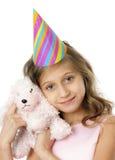 Happy Birthday girl Stock Photos