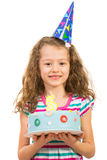 Happy birthday girl Stock Image