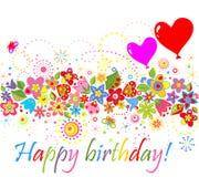 Happy birthday! Stock Images