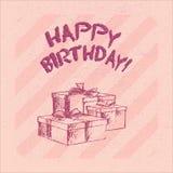 Happy birthday 11 Royalty Free Stock Photos