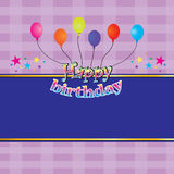 Happy birthday greeting cards. Cute,eps10 vector illustration