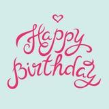 Happy_Birthday Stock Photos