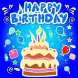 Happy birthday Royalty Free Stock Photography
