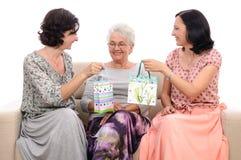 Happy birthday mother Royalty Free Stock Photos