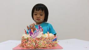 Happy birthday stock footage