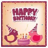 Happy birthday Stock Photos