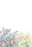 Happy birthday ribbon royalty free stock image