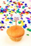 Happy birthday, still life. Royalty Free Stock Image