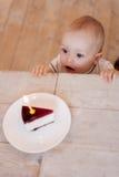 Happy birthday to me! Stock Photography