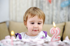Happy birthday to you! Stock Image