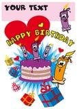 Happy birthday to you ! Stock Photo