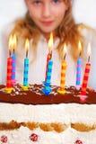 Happy birthday to you Stock Photography
