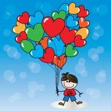 Happy birthday or valentines day Royalty Free Stock Image