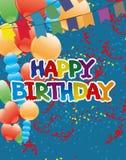 Happy Birthday. Stock Images