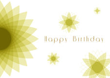 Happy birthday14 Royalty Free Stock Images