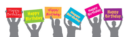 Happy birthday32 Royalty Free Stock Images