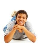 Happy Black Man Stock Photo