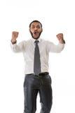 Happy boss. Stock Photo