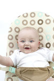 Happy Bouncing Baby Royalty Free Stock Photo