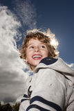 Happy Boy Royalty Free Stock Photography