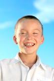Happy boy Royalty Free Stock Photography