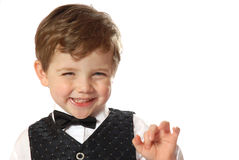 Happy boy Royalty Free Stock Photos