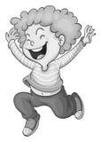 Happy boy Stock Image
