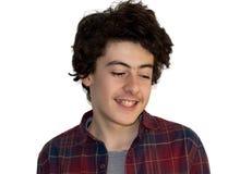Happy boy portrait Stock Photography