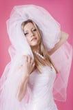 Happy bride Royalty Free Stock Image