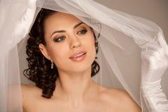 Happy bride Stock Photo