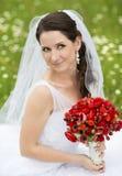 Happy bride Royalty Free Stock Photo