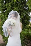 Happy bride Royalty Free Stock Photography