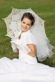 Happy bride Stock Photography