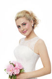 Happy bride Royalty Free Stock Photography
