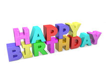 Happy brithday Royalty Free Stock Images
