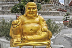Happy Buddha Royalty Free Stock Image