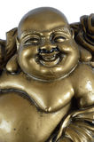 Happy Buddha Face. Photo image of happy buddha statue Royalty Free Stock Photos