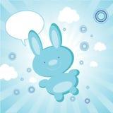 happy bunny Stock Photo