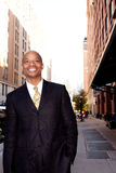 Happy Business Man Stock Photos